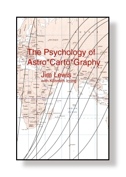 Jim Lewis Psychology of Astro*Carto*Graphy
