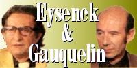 Michel Gauquelin & Hans Eysenck
