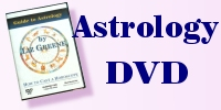 Astrological DVD presented by astrologer Liz Greene