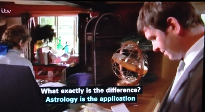 Astrology is the application of