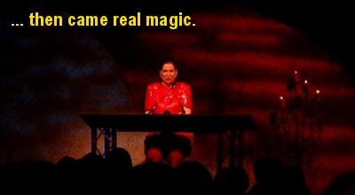 Diana Stone, astrologer - real magic!