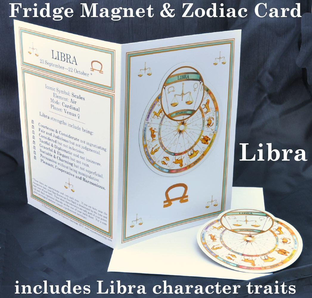 Libra Cards