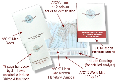 [A*C*G Map kit]