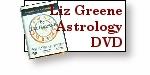 Astrological DVD presented by astrologer Liz Greene