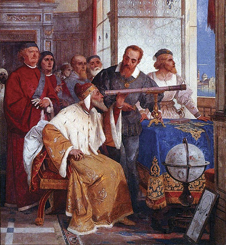 Parinting of Galeleo Gelilei 185