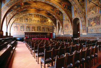 Sala dei Notari, Perugia