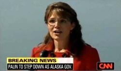 Sarah Palin's resignation speech as Governor of Alaska